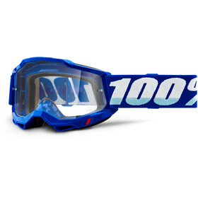 100% Accuri OTG Goggles Gen2 blue/clear